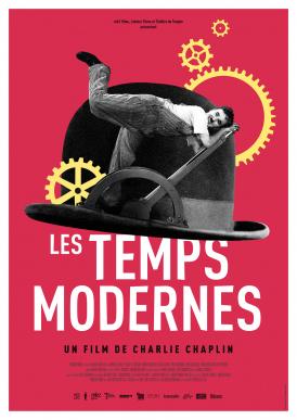 Affiche du film Les Temps modernes au cinéma Paradiso de St MArtin en Haut