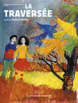 Affiche du film La Traversée au cinéma Paradiso de St MArtin en Haut