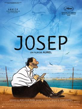 Affiche du film Josep au cinéma Paradiso de St MArtin en Haut