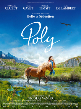 Affiche du film Poly au cinéma Paradiso de St MArtin en Haut