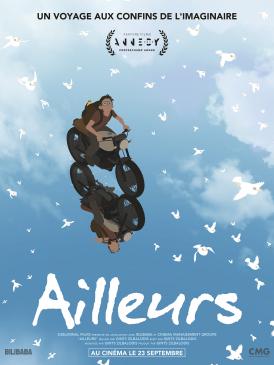 Affiche du film Ailleurs au cinéma Paradiso de St MArtin en Haut